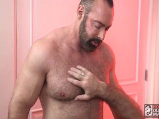 pantheonproductions;muscle;daddy;muscle-daddy;muscle-bear;hairy;fucking;anal;daddy-on-daddy;hotoldermale;furry;bear,Daddy;Pornstar;Gay;Bear,Brad Kalvo Muscle Daddy Brad Kalvo Fucks Peter Rough