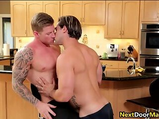 Anal,Blowjob,jocks,gay,kissing,gay sex,gaysex,athletic,athlete,brothers,step brother,family,brother and brother Gay jock step brothers suck & fuck