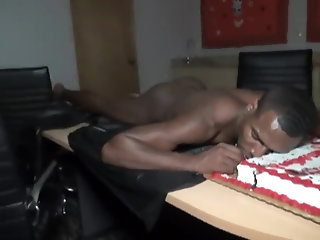 Anal,Ebony,Party,group sex,gay the Hungover-part1