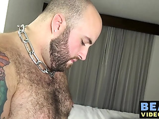 Anal,Big Cock,Blowjob,kissing,hardcore,cum eating,hairy, tattoos,BearVideos,Bobbi Gee,Eric Schwanz,gay Horny bears Bobbi Gee and Eric Schwanz fuck like crazy