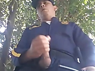 Amateur,Masturbation,Solo,Latinos,Outdoors,gay Security Guard Show