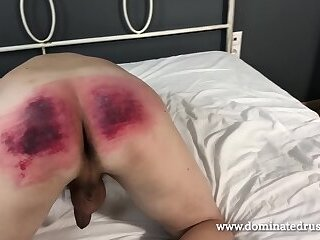 Domination,Fetish,First Time,Hunks,Tattoo,bdsm,spanking,muscle,hardcore,reality,russian,gay spanking of young russian gay