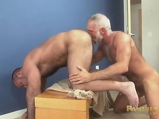 Anal,Big Cock,Bears,Hunks,Mature,Blowjob,Bareback,oral,bear,daddy,older,gay older daddy fuck bear