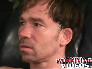 Cumshot,Amateur,Masturbation,Solo,Big Cock,Mature,big dick,hairy,smoking,workinmenvideos,gay Mature guy shows off his hairy body and tugs on his big cock