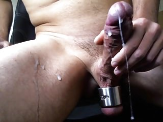 Men (Gay);Big Cocks (Gay);Masturbation (Gay);Sex Toys (Gay) Cum and cum