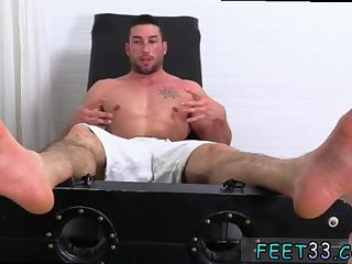 feet,fetish,gays,foot fetish,brunette,tickle,fetish sex,gay Casey More Jerked & Tickled