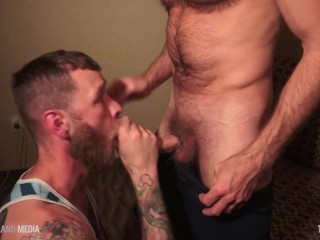 timsuck;deepthroat;cum;swallow;tim;treasure;island;hd;cum;in;mouth;guys;sucking;cock;blowjob;otter;paul;morris;straight;gagging;hairy;face;fuck;dice,Daddy;Muscle;Blowjob;Pornstar;Gay;Hunks;Cumshot,Ryan Powers Hot tatted muscle dad going to town on otter cock