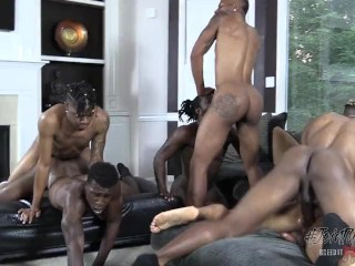 breeditraw;big;dick;black;creampie;facial;cum;nutt;raw;sex;reality;kash;dinero;trap;knight;diego;khi;lavene;black;rayne,Bareback;Black;Group;Gay;Jock Black Raynes Fuck House Official Series Trailer