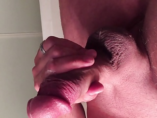 Men (Gay);Big Cocks (Gay);Masturbation (Gay);HD Gays Jerking my big cock off for CUMSHOT
