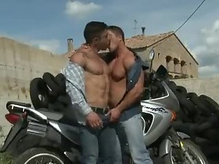Anal,Big Cock,Body Builders,Domination,Fetish,Gangbang,Hunks,Outdoors,Pornstars,Rimming,Threesome,muscled,gay 1st Time