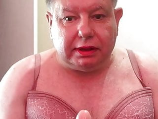 Amateur (Gay);Crossdresser (Gay);Masturbation (Gay);Small Cock (Gay);HD Videos;Anal (Gay) Slave Declares He's Owned By Me. Confesses And Rides Dildo