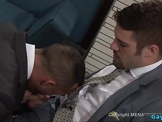 Hunks,Rimming,Office,gay,spanking,latin Latin gay spanking and cumshot