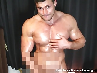 Muscle (Gay);Joshua Armstrong (Gay);HD Gays;Biceps BICEPS AND COCK
