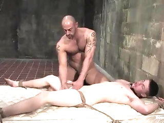 Domination,Fetish,bdsm,daddy,gay Big Daddy dominates pretty boy
