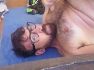 self-facial;cum-in-mouth,Solo Male;Gay;Amateur;Cumshot;Verified Amateurs shooting a big edged load in my mouth
