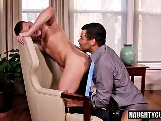 Anal,Rimming,gay,creampie,big dick Big dick gay oral sex and creampie