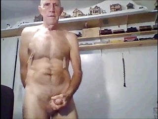 Amateur (Gay);Bear (Gay);Daddy (Gay);Masturbation (Gay);Sex Toy (Gay);Skinny (Gay) hairy grandpa