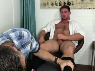 Fetish (Gay),Gays (Gay),Hunks (Gay),Men (Gay) Twins gays porn movie Connor Gets Off Twice Being Worshiped