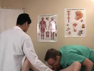 Blowjob (Gay),Gays (Gay),Twinks (Gay),Uniform (Gay) Older gay doctor sex movies The doctor told me to loosen as