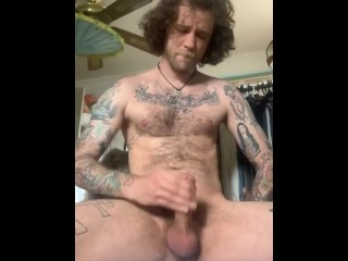 ryan-powers;solo;masturbation;tattoos;hairy;cum,Bareback;Solo Male;Big Dick;Pornstar;Gay;Handjob;Cumshot;Tattooed Men;Verified Amateurs,Ryan Powers Ryan solo