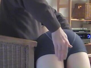Anal,Amateur,Domination,Homemade,bdsm,spanking,punishment, old vs young,gay My second Spanking