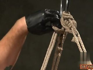 Bondage,Domination,Fetish,gay,bdsm,muscle Muscle gay domination and facial