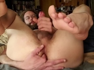 fingering;anal;fingering;hairy;ass,Solo Male;Gay My first anal fingering video
