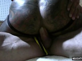 Cumshot,Bears,Domination,Fetish,Mature,bear,big dick,gay Big dick bear oral sex with cumshot