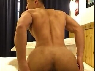 Solo,Asian,Chinese,gay Chinese Private Coach Flirt and Cum for Female Student