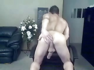 Men (Gay) Young horny boy play with dick