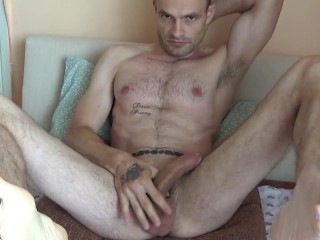 feet;foot-fetish;cock;toes,Solo Male;Gay;Feet;Verified Amateurs Feet, toes and cock