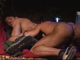 Men (Gay);Woods RimScenes in the woods with Hussein and F.Sagat