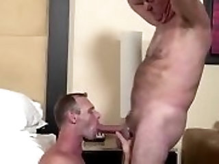 Anal,Mature,gay,fuck,granpa Large rod Daddy In Action