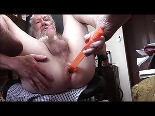 Bear (Gay);Big Cock (Gay);Daddy (Gay);Sex Toy (Gay);HD Videos;Anal (Gay) Silver Daddy's Sweet Hole (for become whore)