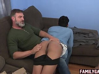 gays,gay,college,latin,jock,university,dad,stepdad,Benjamin Blue,HD Gay dad punishes son for stealing their guest's money