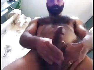 Bear (Gay);Hunk (Gay);Masturbation (Gay);Muscle (Gay);Gay Bear (Gay);Gay Muscle (Gay);Gay Solo (Gay) Handsome pretty bear solo
