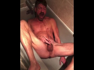 humiliation;piss;piss-pig;ws,Muscle;Fetish;Solo Male;Gay;Amateur;Verified Amateurs Piss Pig Gets Drenched