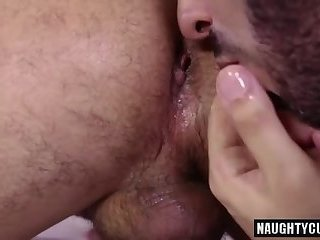 Anal,Hunks,Tattoo,gay,hairy,muscled Hairy gay anal sex with swallow