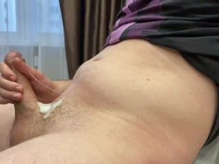 cum;cumshot;orgasm;squirting;masturbate,Solo Male;Gay Big load cum