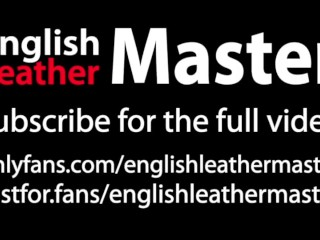 verbal;humiliation;sph;verbal-humiliation;cock-comparison;cock-compare;leather;leather-master;daddy;dilf;sdh,Daddy;Fetish;Solo Male;Gay;Chubby;Verified Amateurs Leather Man Measures and Verbally Humiliates you for your Small Penis PREVIEW