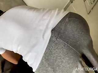 Amateur,gay Blonde Hunk Is Addicted To Riding