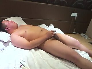 Asian,gay asian,Chinese,gay bear,HD Videos,getting off,meaty,gay Chinese bear 2