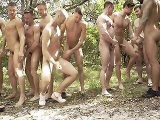 Anal,Party,Blowjob,group sex,fuck,orgy,gay,HD Fire Island orgy - 1