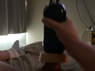 fleshlight;toys;masturbation;penis-pump;cock,Solo Male;Gay Playing With My Penis Pump And Cumming In My Fleshlight