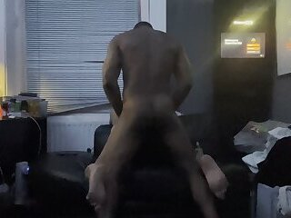 Party,Rimming,Threesome,Office,spanking,gay,HD Night