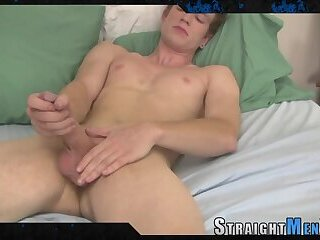 Amateur,Interracial,Party,cock 2 cock,gay,HD Straight hunk solo tugs his cock