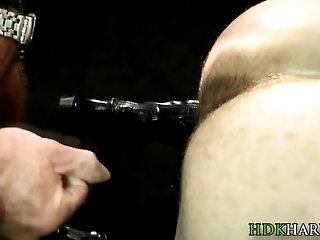 Anal,Bears,Mature,Bareback,hardcore,leather,hairy,muscled,gay Older bear creampies ass