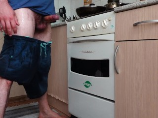 pee;piss;peeing;pissing;pee-desperation;male-pee-desperation;piss-desperation;desperate-pee;male-pee;male-piss;male-pissing;big-cock,Fetish;Solo Male;Big Dick;Gay;Bear;Straight Guys;Amateur;Uncut;Chubby;Verified Amateurs desperate pee in the kitchen